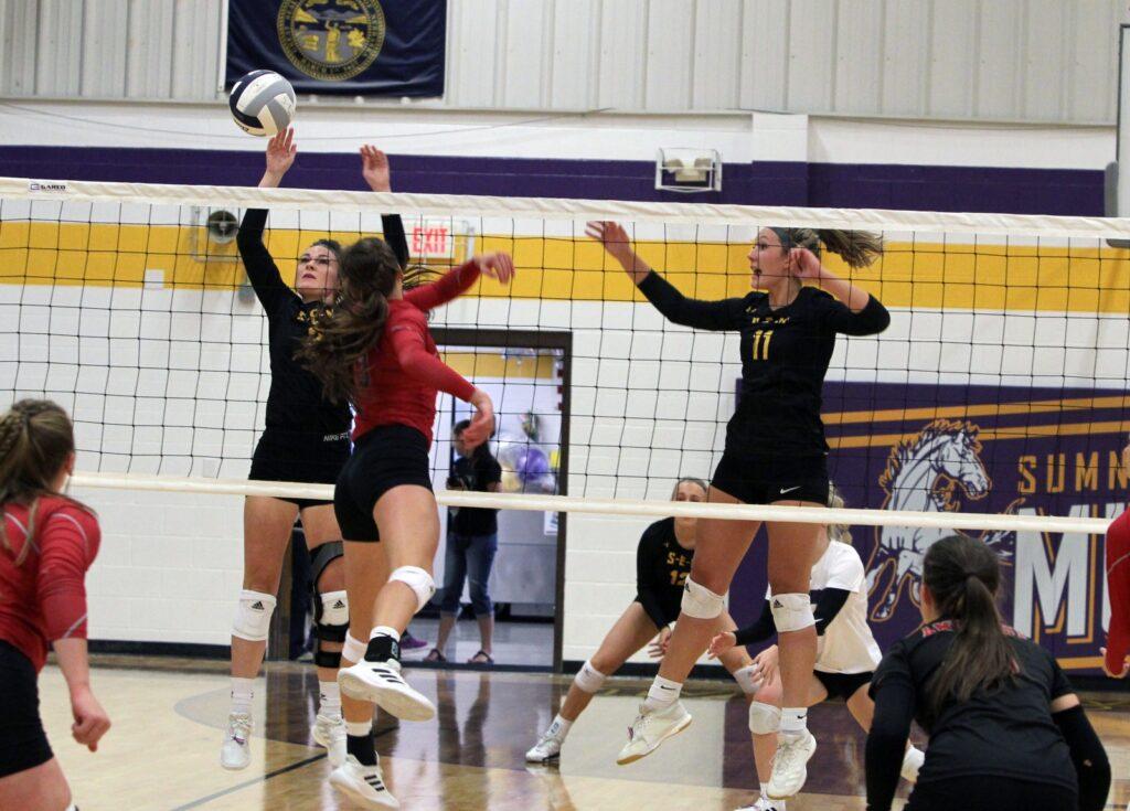 High School Volleyball Scores 9/14