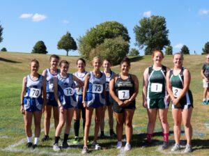 Area Athletes Compete at Ravenna CC Invite