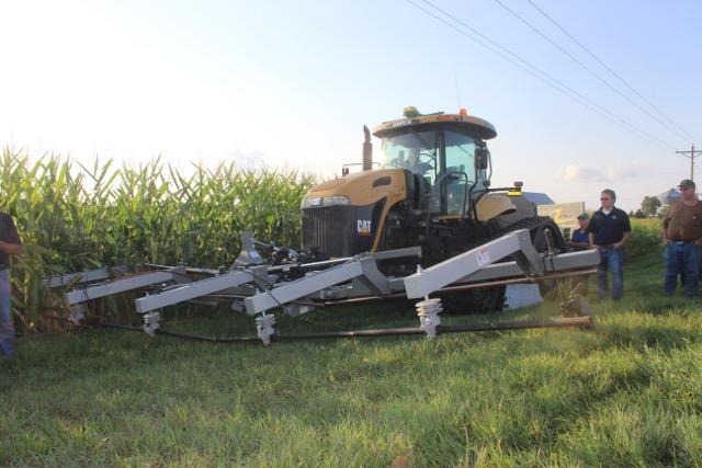 Corn Growers Association Hosts Annual Crop Tour Near Merna