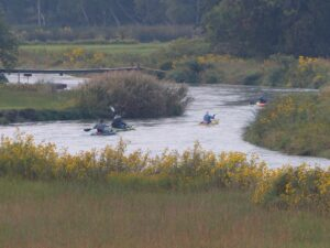 Nebraska And Kansas Residents Participate In 3rd Annual Middle Loup River Challenge