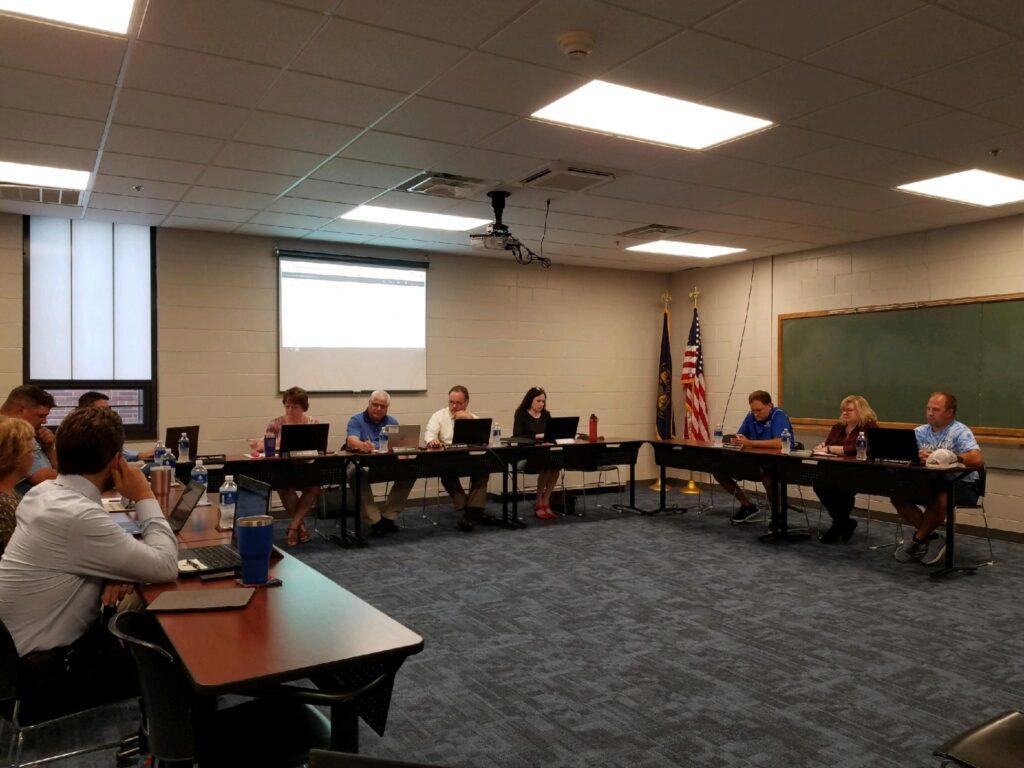 Wayne Community Schools Budget, Tax Request Approved