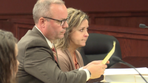 Ulmer Sentenced To Probation For Theft