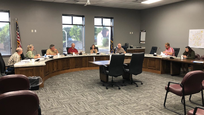 Supervisors Approve Property Tax Request; Total Operating Budget Up 14.4%