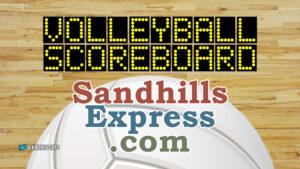 High School Volleyball Scores 9/18