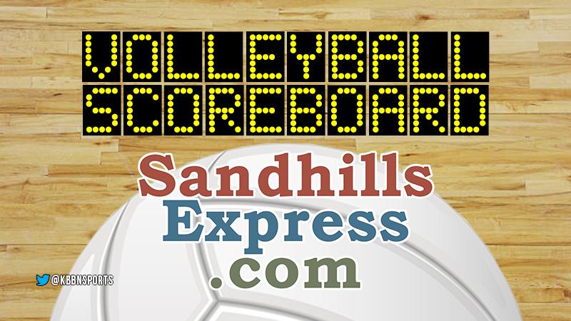 High School Volleyball Scores 9/28