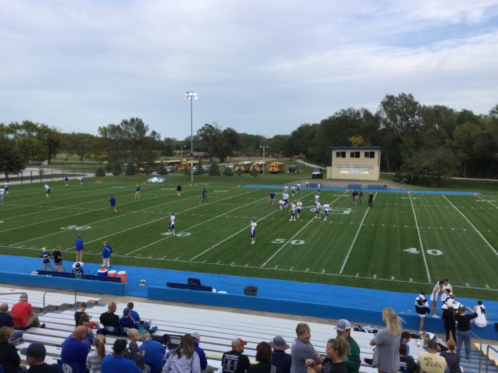 Ashland-Greenwood Scores Twice In Third Quarter, Blue Devils Suffer First Loss Of 2021