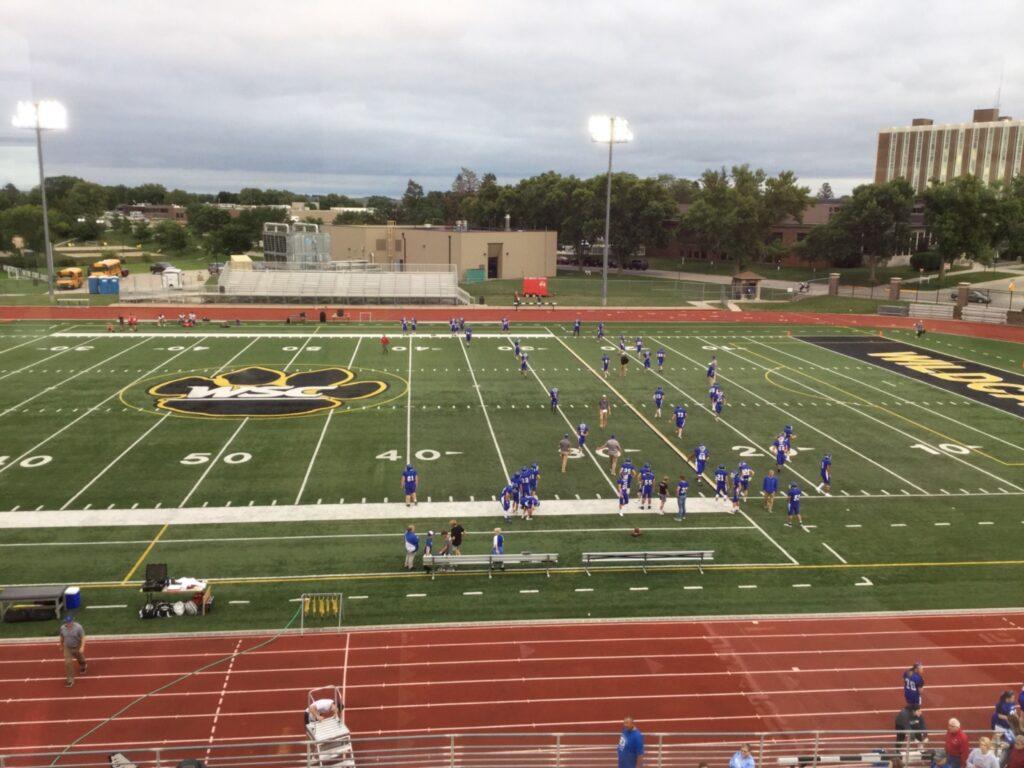 Blue Devils Jump Ahead Of Cadets, Start Season 2-0
