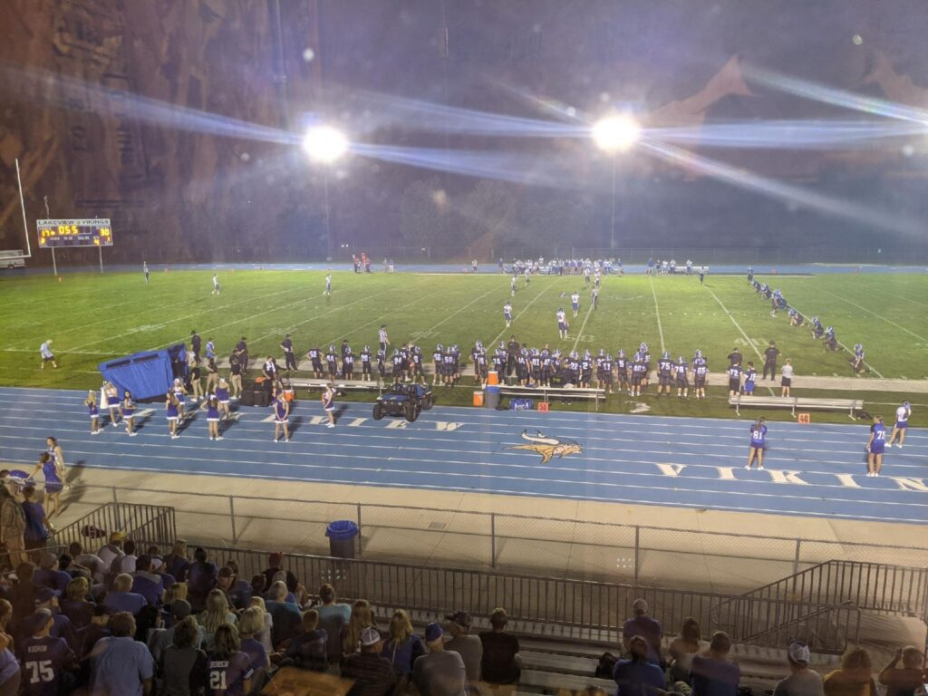 Wayne High Football Secures Road Victory Over Top Five Lakeview