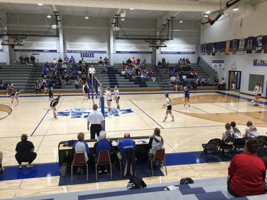 Blue Devil Volleyball Drops Five-Set Match