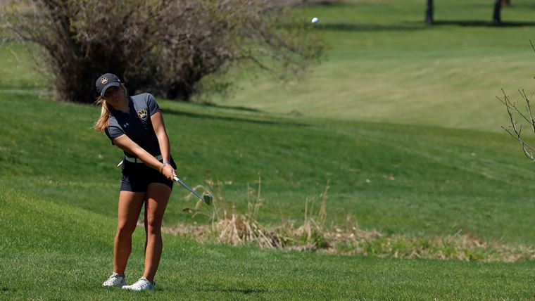 Back-To-Back School Record Team Scores Lead To Third Place WSC Women's Golf Finish, Individual Record Broken