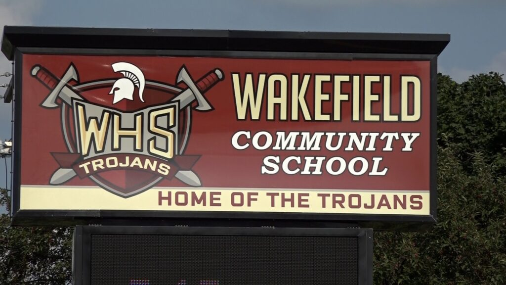 Wakefield Volleyball Suffers Road Sweep