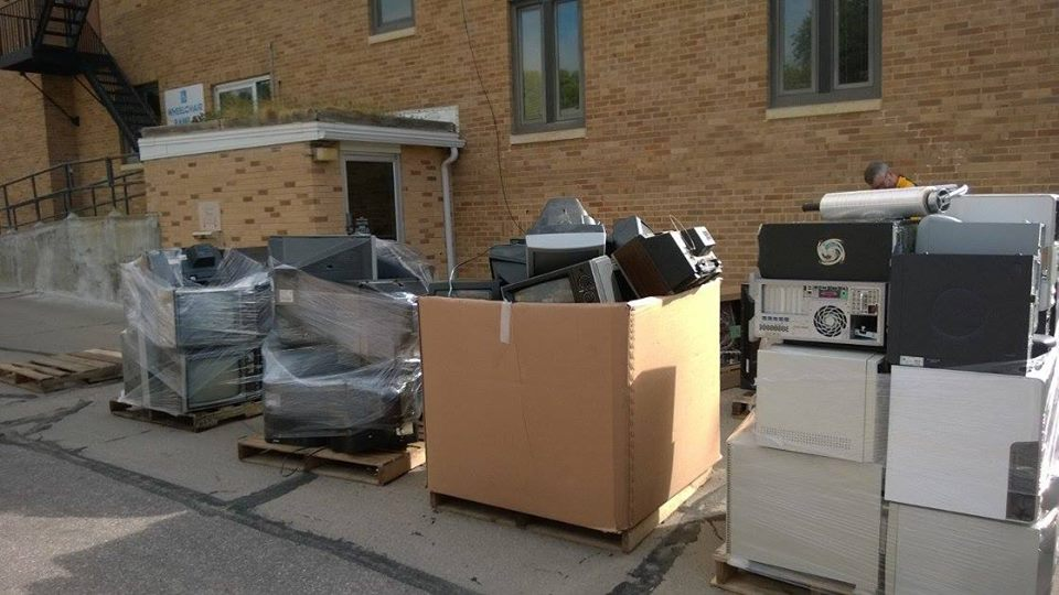 Electronics Recycling Event Saturday Morning, Complete List Of Acceptable Items