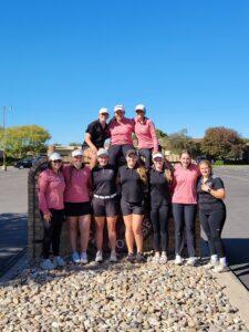 Broken Bow Girls Golf Wins GICC Tournament