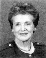 Funeral Services for Mary Ann Horn, age 85