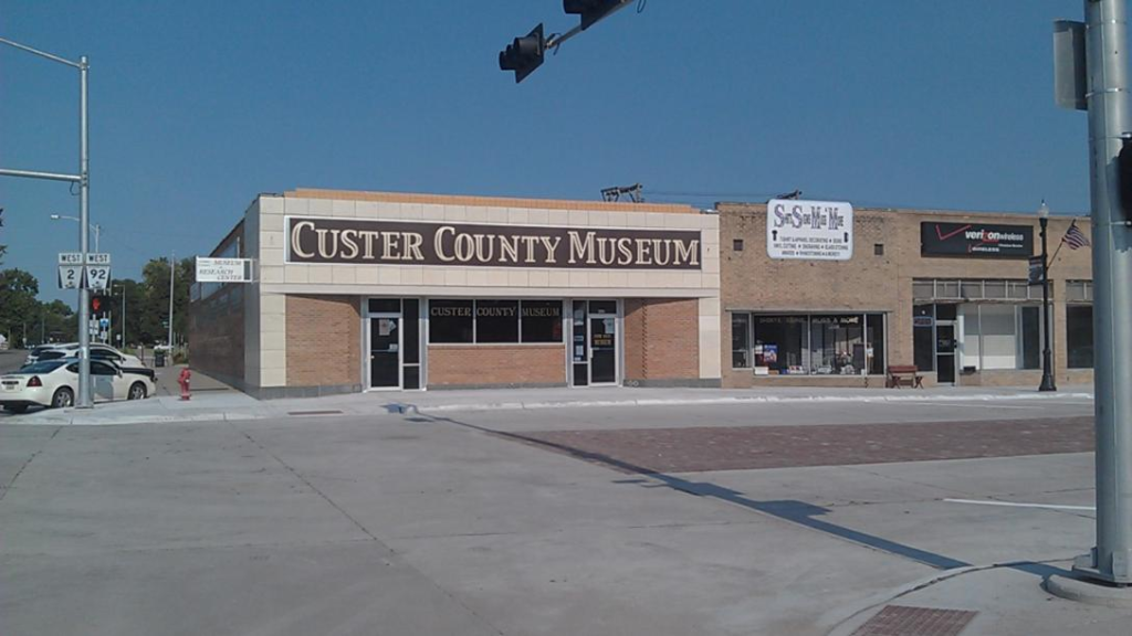 Custer County Museum Taking Show Up Road To Merna