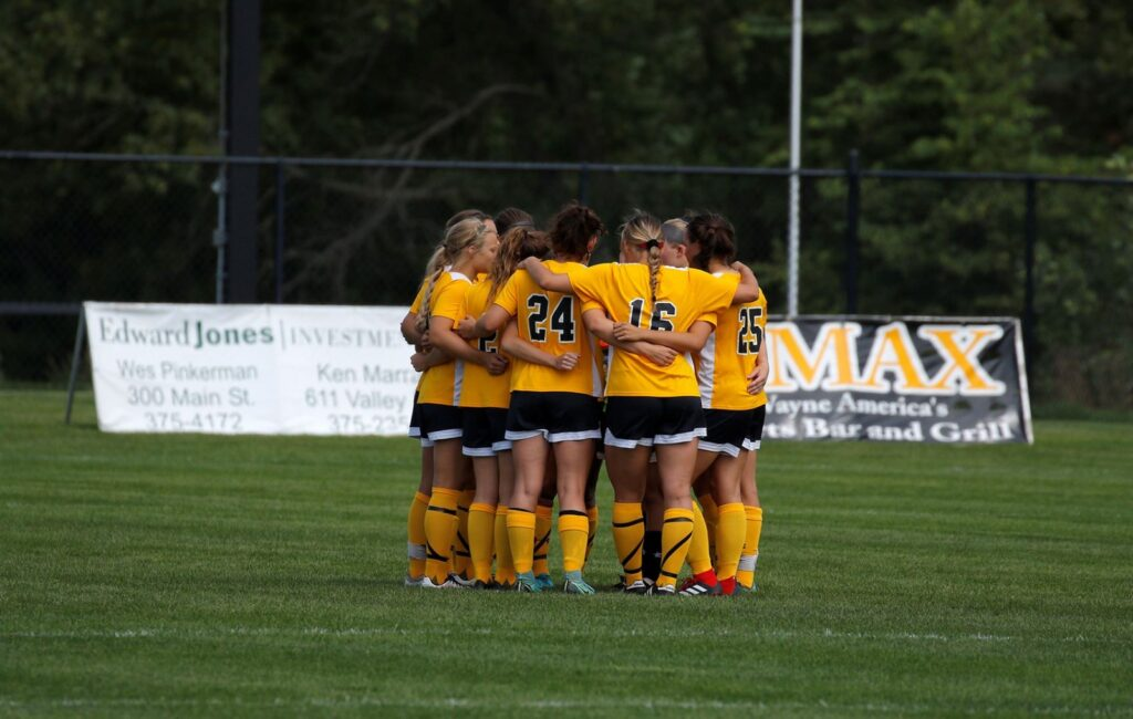 Two Second half Goals Allow Northwest Missouri State To Hand WSC Women's Soccer Season-Opening Loss