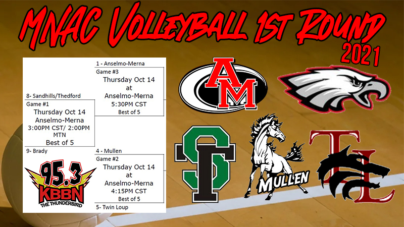 MNAC Volleyball Tournament Begins Today