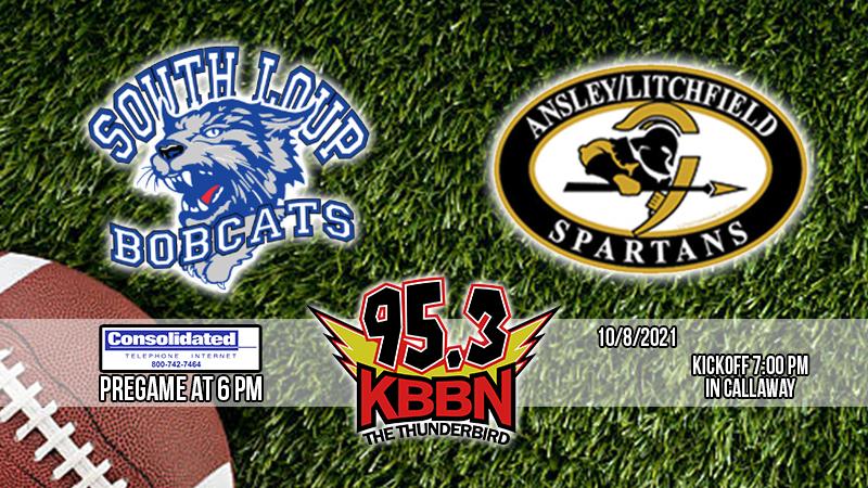 South Loup vs Ansley/Litchfield Friday on KBBN