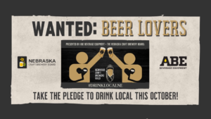 Nebraska Craft Brewers Guild Encouraging Purchasing From Local Brewers