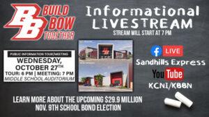 BBPS Hosts Community Tour Prior to Nov. 9 Bond Election
