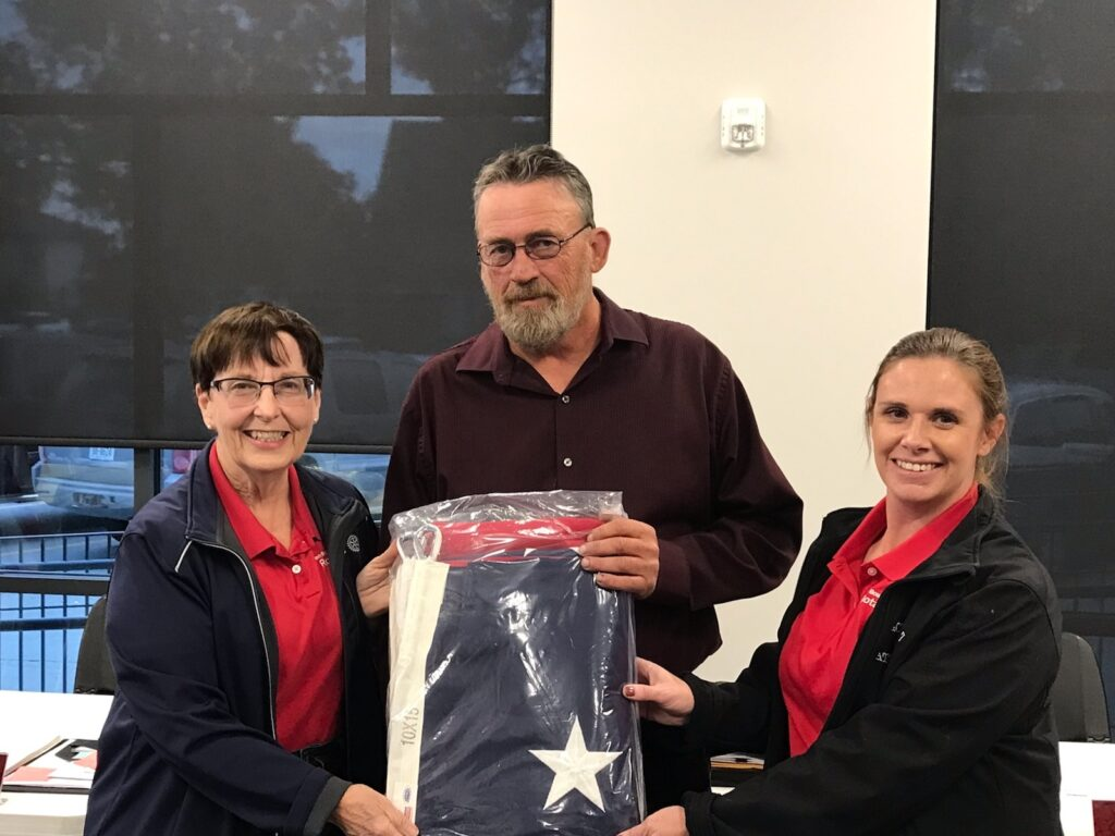Broken Bow City Council Extends Deadline for Nuisance Property & Receives New American Flags