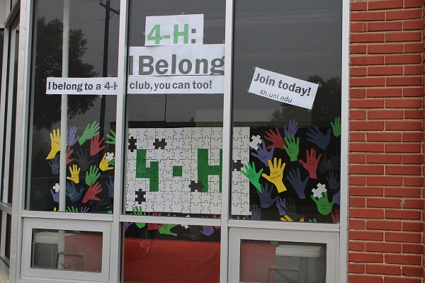 Four Corners 4-H Club Wins Contest for National 4-H Week