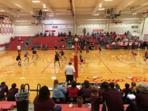 High School Volleyball Scores 10/19