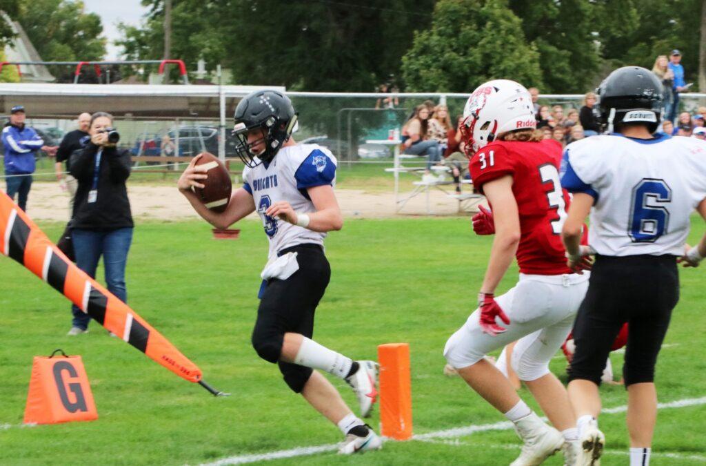 High School Football Scores 10/1