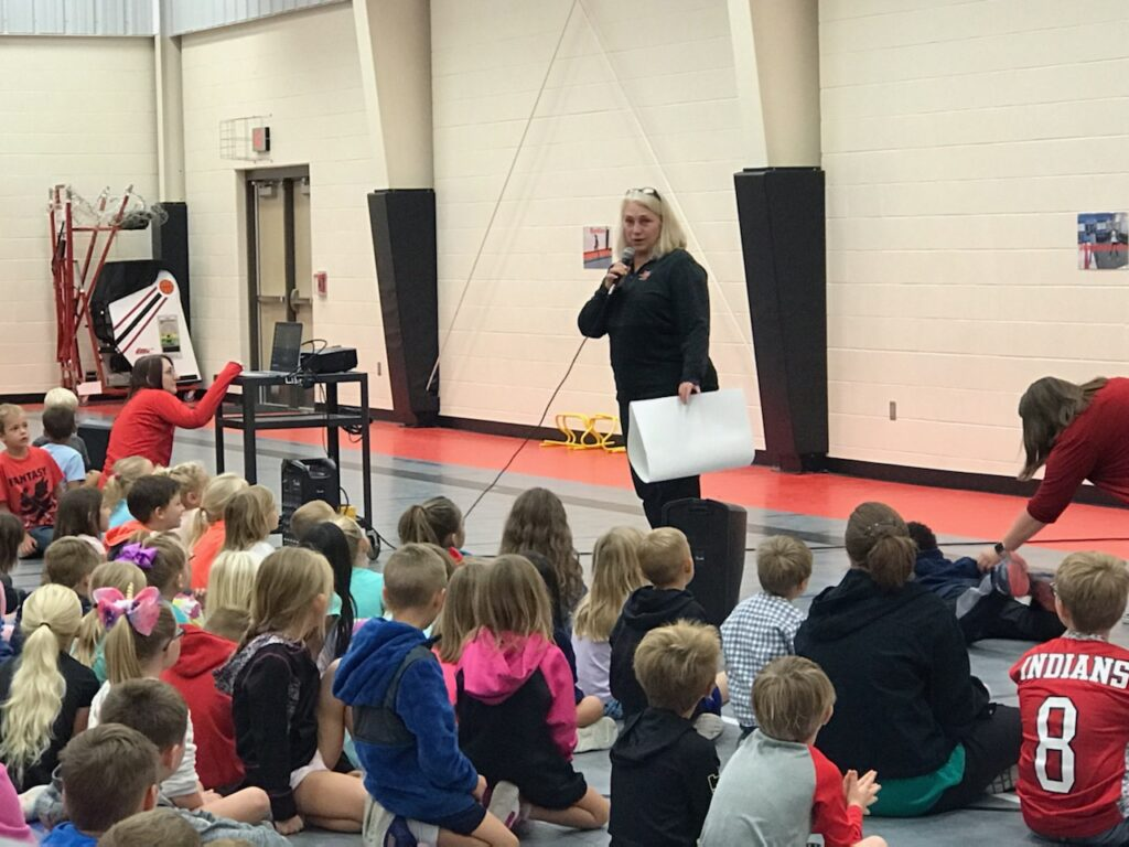 North Park Elementary Celebrates National Principal Month