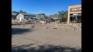 Additional Information Released On Vacant Home Explosion In Taylor, Fire Marshal Investigating