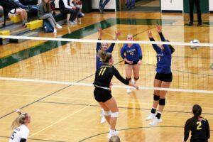 High School Volleyball Scores 10/14