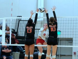 Broken Bow Goes 1-2 at SWC Volleyball Tournament