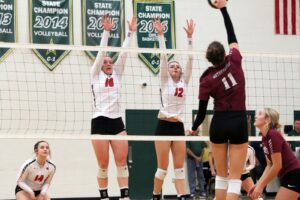 Area Sub District Volleyball Results 10/25