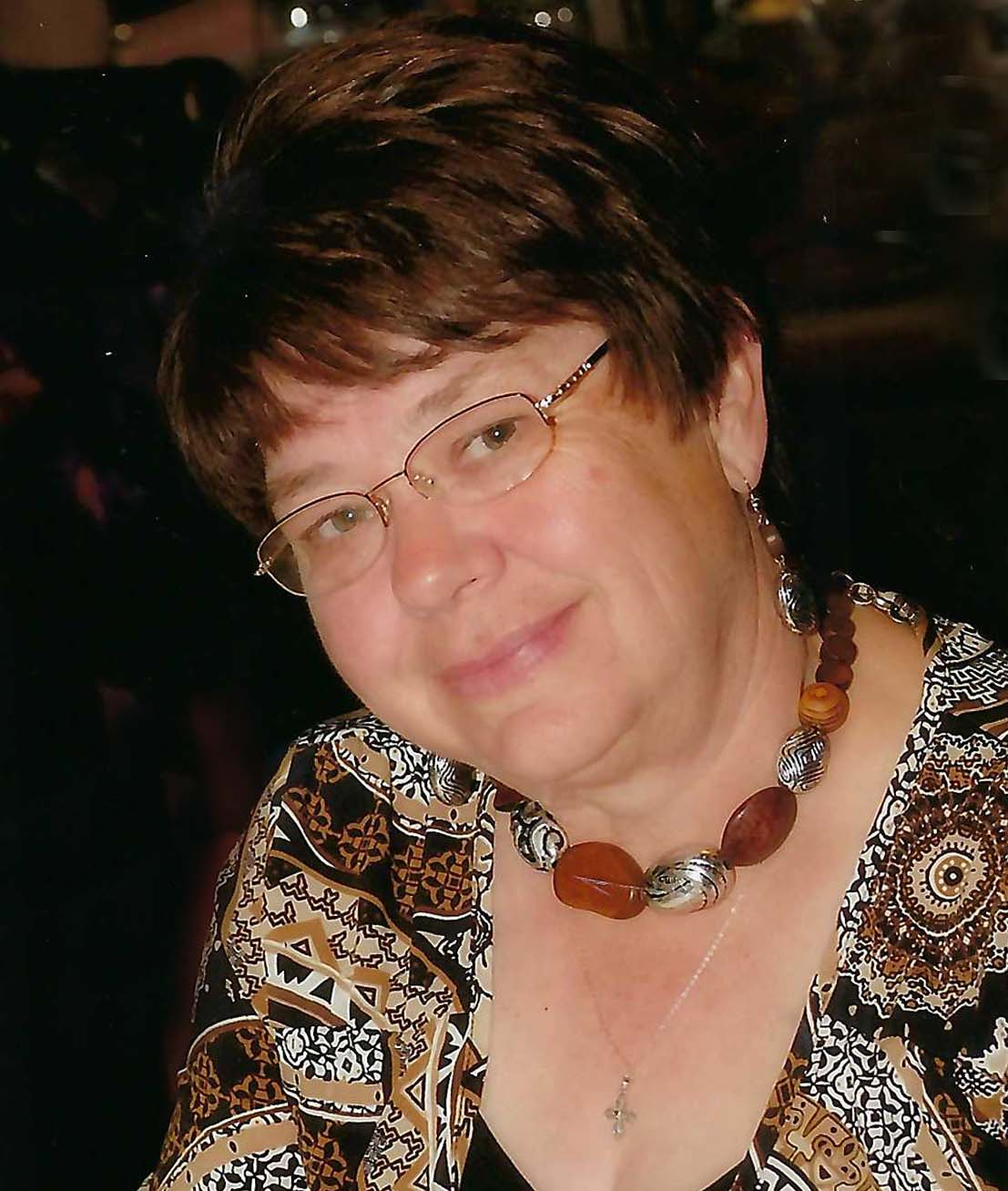 Funeral Services for Janet Naughtin, age 73
