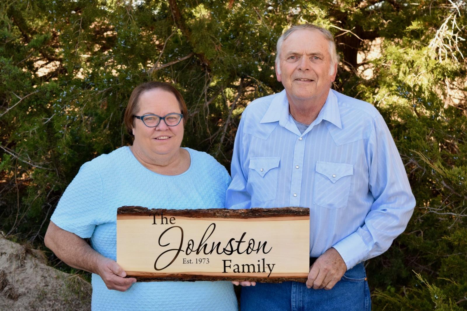 Funeral Services for Ken & Sue Johnston