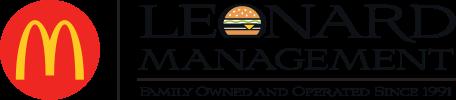 Leonard Management McDonald's Celebrating 30th Anniversary With Ronald McDonald House Donation Drive