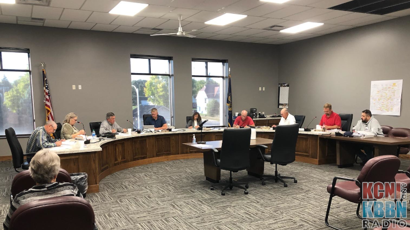 Supervisors Discuss River Weeds And Bridge Projects