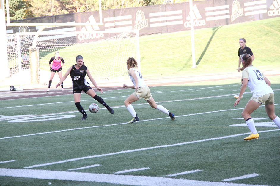 Wayne State Holds Onto Second Road Victory Of Season, Three Straight Goals
