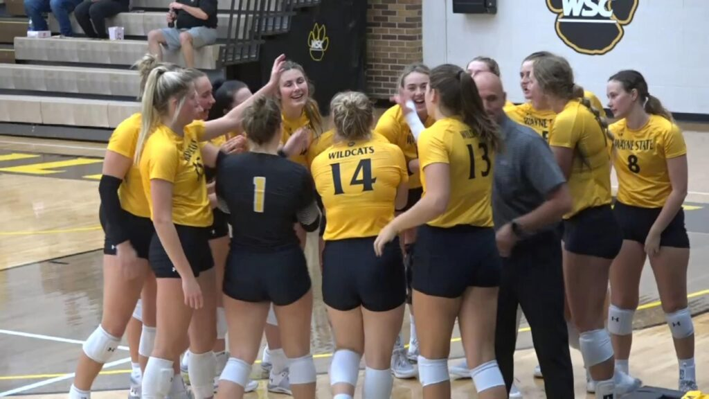 Wildcat Volleyball Sweeps Their 14th Opponent, Wins Eighth Consecutive Match