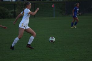 Wildcat Women's Soccer Uses Late Second Half Goal, Hands UMary First Conference Loss