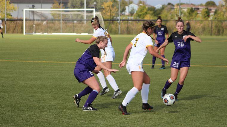 Wildcat Women's Soccer Ties Sioux Falls Sunday, 1-1