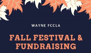 FCCLA To Host Fall Festival Saturday, Thanksgiving Items Being Requested During Fundraising Event