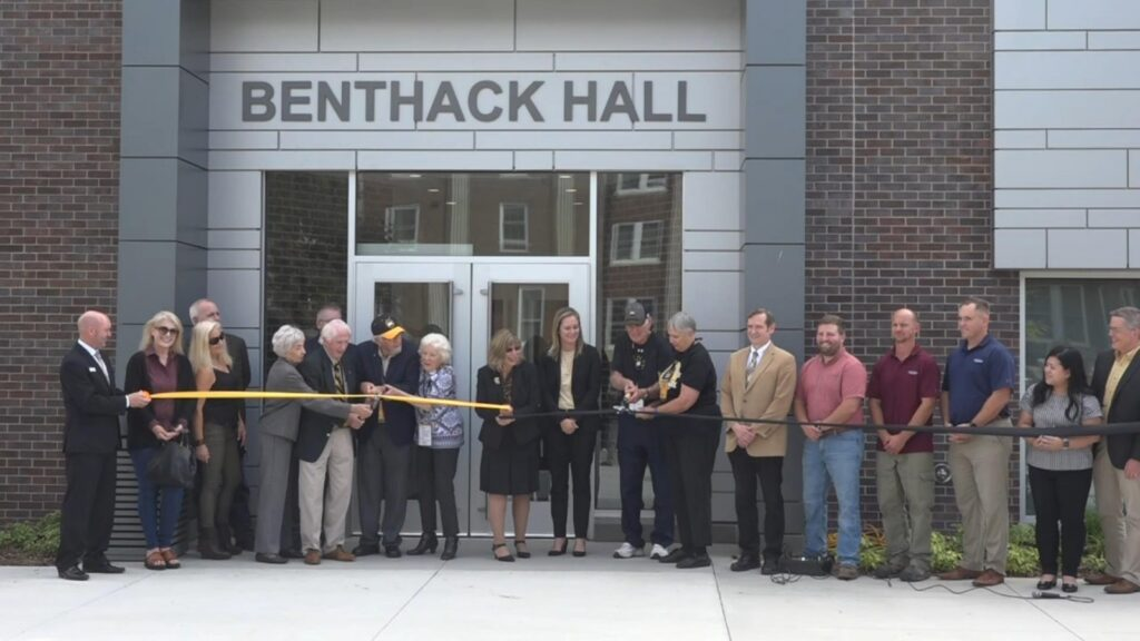 Scholarship Campaign Launch, Renovation Celebration, Ribbon Cutting All Highlighted On Homecoming Friday