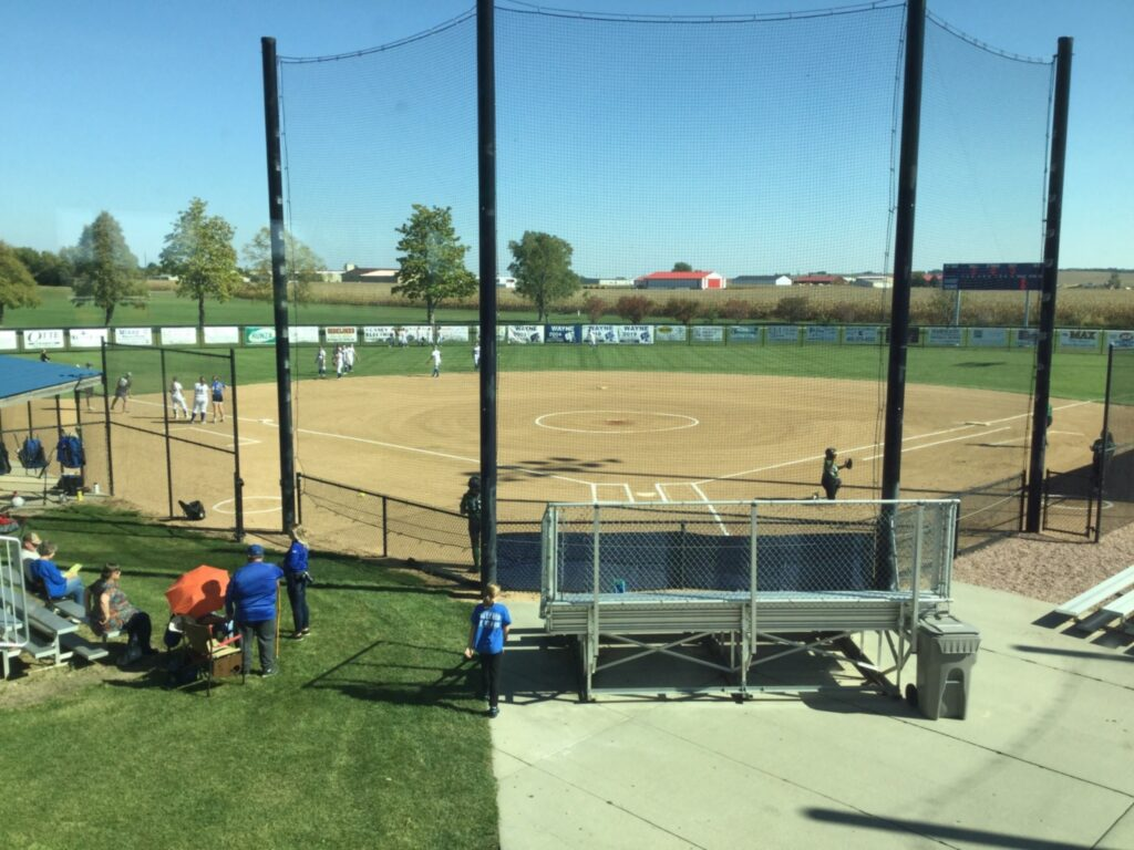 Blue Devils Make Quick Work Of Schuyler, B-6 Subdistrict Finals At 4 PM Monday