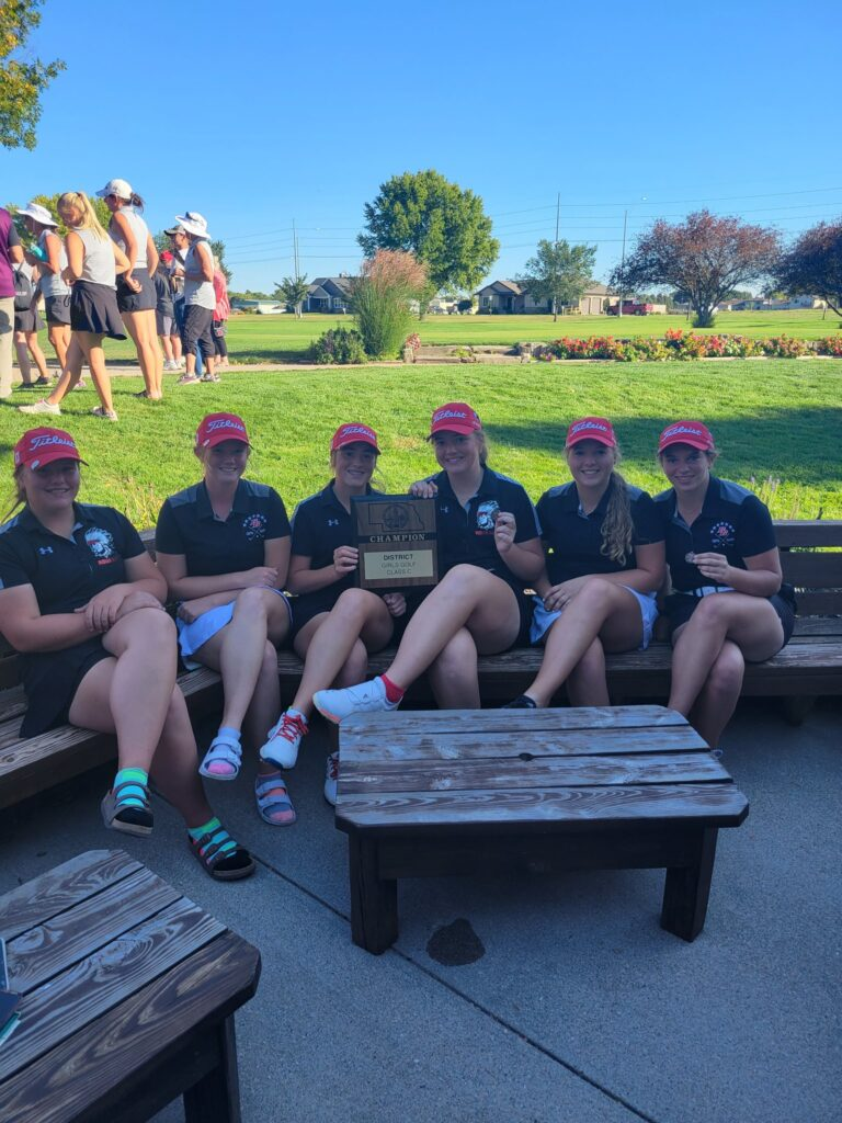 Broken Bow Girls Golf Headed Back to State